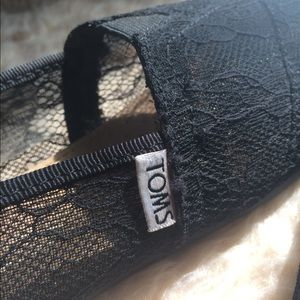 ‼️SALE‼️ 🛍 Black Toms 🛍